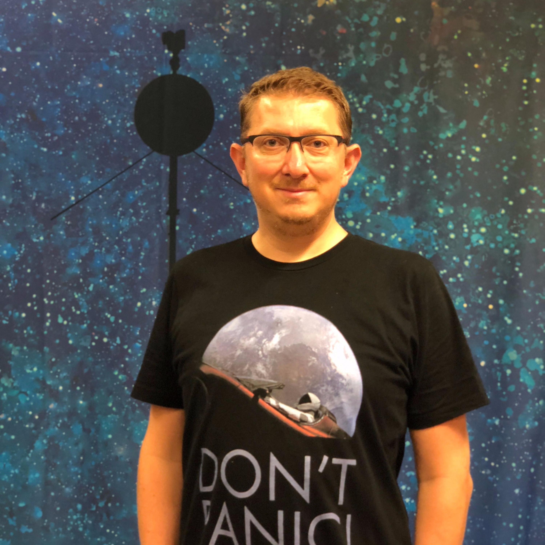 Dr. Umut Yıldız ile Dev Teleskoplar Çağı ve Uzaylı Arayışı Üzerine.