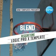 Blend Logic Pro X Template
