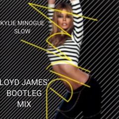 Slow  - Kylie Minogue (Loyd James Mix)