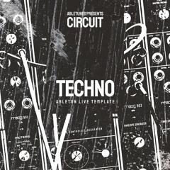 "Techno Ableton Template ""Circuit"" [UMEK Style]"