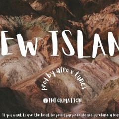 """""""NEW ISLAND"""" AFROBEAT WIZKID X BURNA BOY TYPE BEAT"""