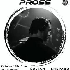 Opening set for Sultan + Shepard @ Moxy Uptown, Minneapolis (10/16/21)