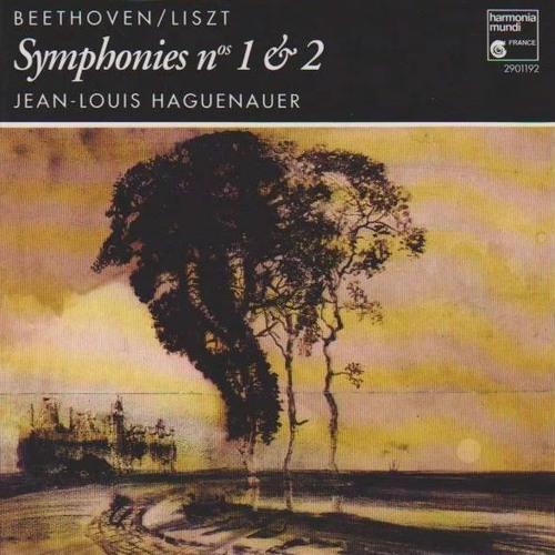 Beethoven/Liszt:  Symphonies 1 and 2