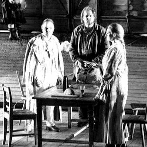 Tiefland Gärtnerplatz Theater Nov 7 92