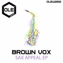 Brown Vox - Time Winner (Original Mix) Snippet