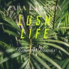 Zara Larsson - Lush Life - Kalode Tropical Remix