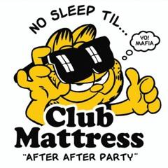 CLUB MATTRESS LIVE STREAM S03E05 (1.08.21)
