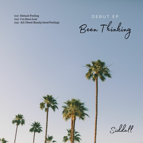 Siddall's Been Thinking EP
