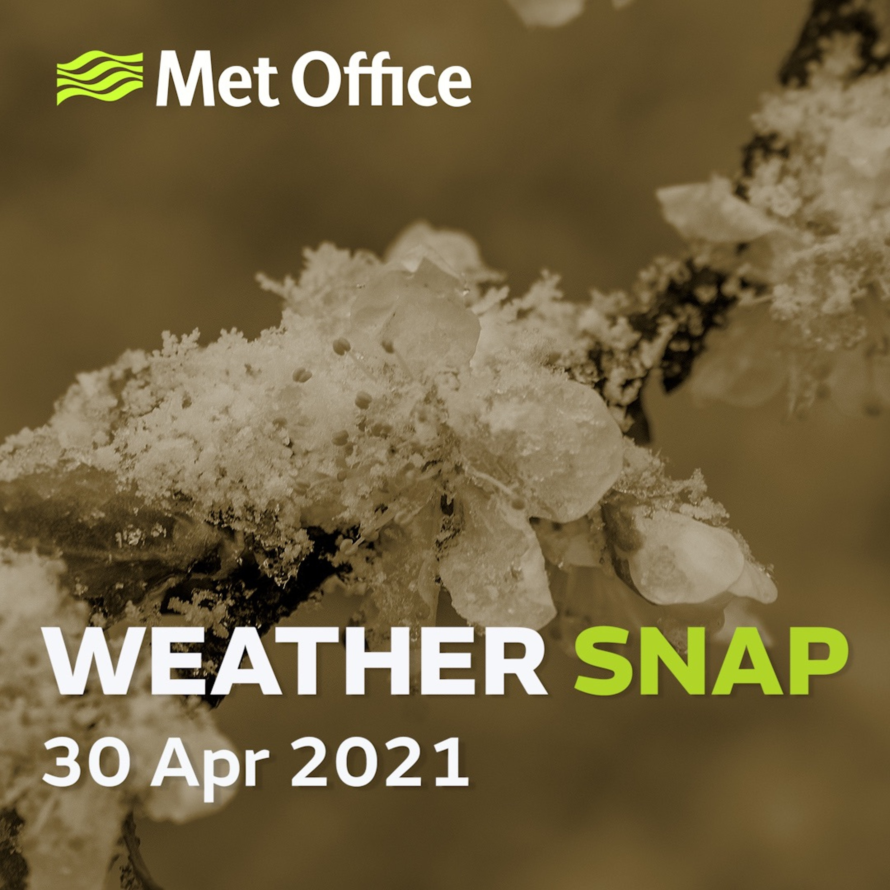 Weather Snap 30 Apr 2021