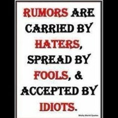 "🤦♀️🤦♀️🤦♀️🤦♀️🤦♀️ [""Dont Believe Da Rumorz""] 🤦♀️🤦♀️🤦♀️🤦♀️🤦♀️ {{{{{$MFG4LifeTM}}}}}"