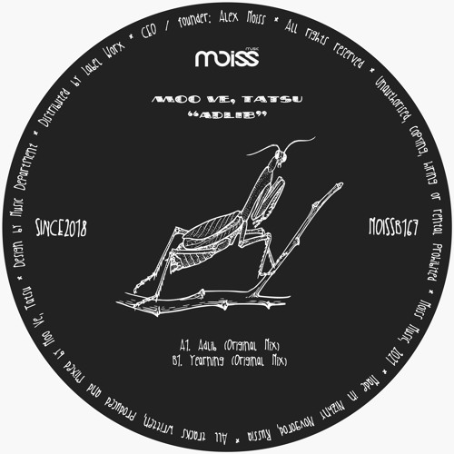 Moo Ve, Tatsu - Adlib (Original Mix)