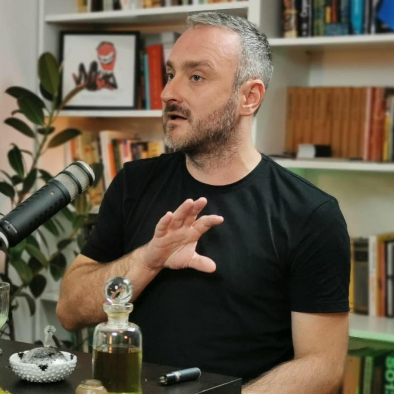 Podcast 030: Momčilo Antonijević