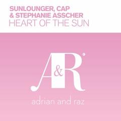 Sunlounger, Cap & Stephanie Asscher - Heart Of The Sun (Chill Version)