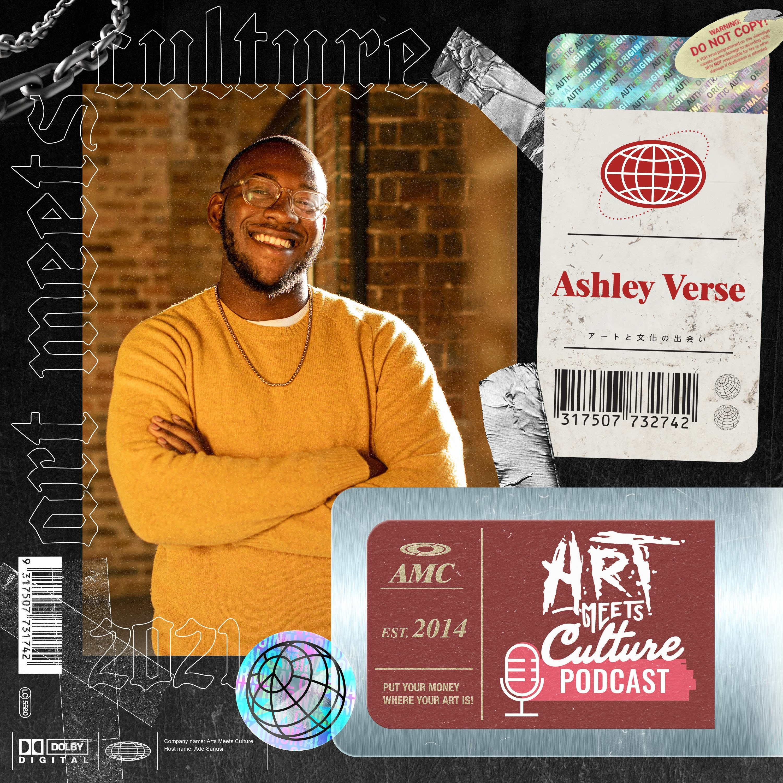 Episode 41: Ashley Verse