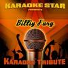Halfway to Paradise (Billy Fury Karaoke Tribute)