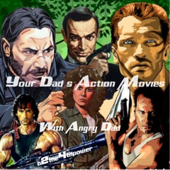 Your Dad's Action Movies Episode 12 Guns Akimbo with Daniel Radcliffe