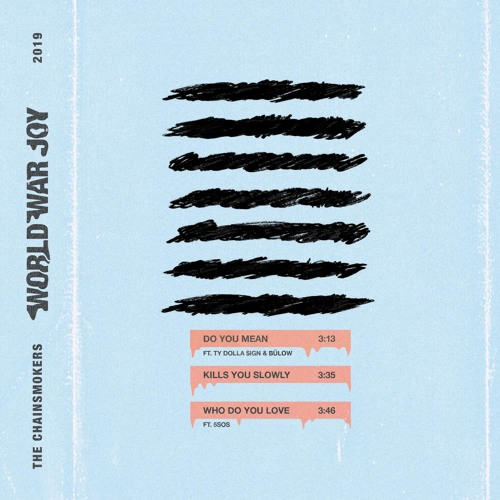 The Chainsmokers feat. Ty Dolla $ign and bülow - Do You Mean (with Ty Dolla $ign & bülow)