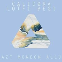 Calidora feat. Lotfi Begi - Azt mondom állj(Face NRG Bootleg)