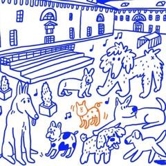 Собака Мордой Вперед / сет Soniaheifitz x Dj Dont Judge / День Жабобо в музее Москвы 22.08