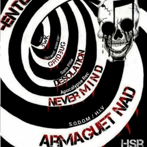Armaguet Nad - Enter The Hole On HardSoundRadio-HSR