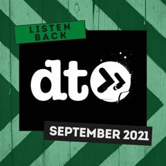 LISTEN BACK: SEPTEMBER 2021