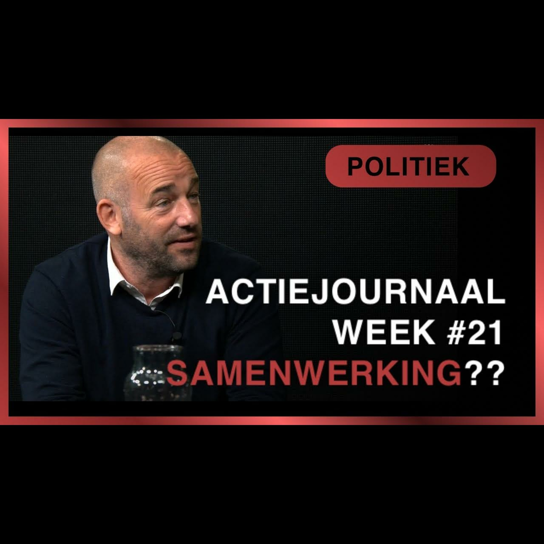 Actiejournaal week #21. Max von Kreyfelt met Michel Reijinga