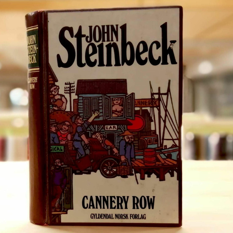 Klassikeren: Cannery Row av John Steinbeck