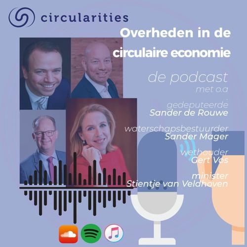 Overheden en circulaire economie, dé podcast.