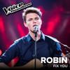 Fix You (The Voice Van Vlaanderen 2017 / Live)