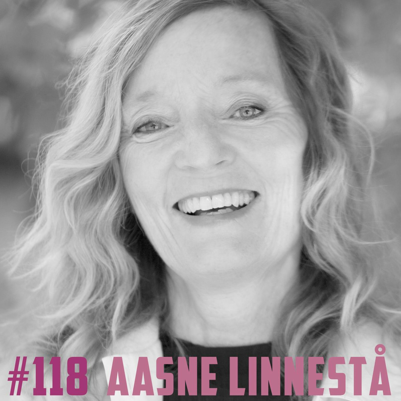 """Aasne Linnestå om """"Dagny"""""""