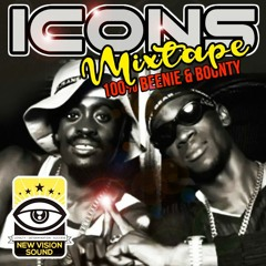 Icons Mixtape - 100% Beenie Man & Bounty Killer