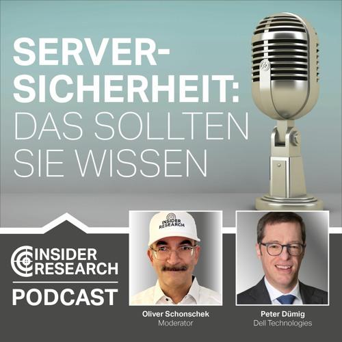 Server-Sicherheit: Das sollten Sie wissen, mit Peter Dümig von Dell Technologies