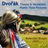 Poeticke Nalady (Poetic Tone Pictures), Op. 85, B. 161: No. 3: Na starem hrade (At the Old Castle)