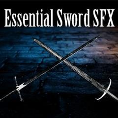 Essential Sworrd SFX Preview Short Audio