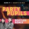 Agust D x MAX - Burn It (Party Pupils Remix)