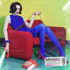 "Chill R&B Guitar Type Beat ""Magic"" | Soul Melody Instrumental 2021"