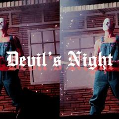 Devil's Night (Eminem x Halloween Type Beat)