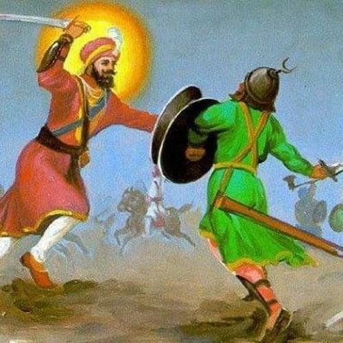 Battle of Kartarpur Sikh vs mughal