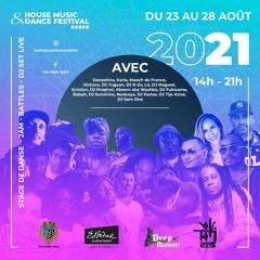 -HDMF Battle Day Part 1 -Day 6 - @-House Music & Dance Festival 2021 -