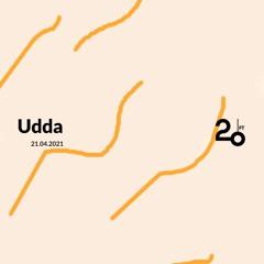 Udda @ 20ft Radio - 21/04/2021