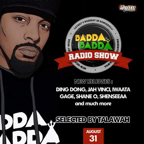 AUG 31ST 2021 BADDA BADDA DANCEHALL RADIO SHOW