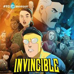 #92 Invincible
