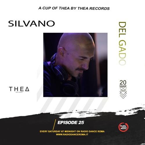 A Cup Of Thea Episode 25 With Silvano Del Gado