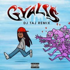 DJ Taj - Gyalis (Jersey Club Mix) @djliltaj