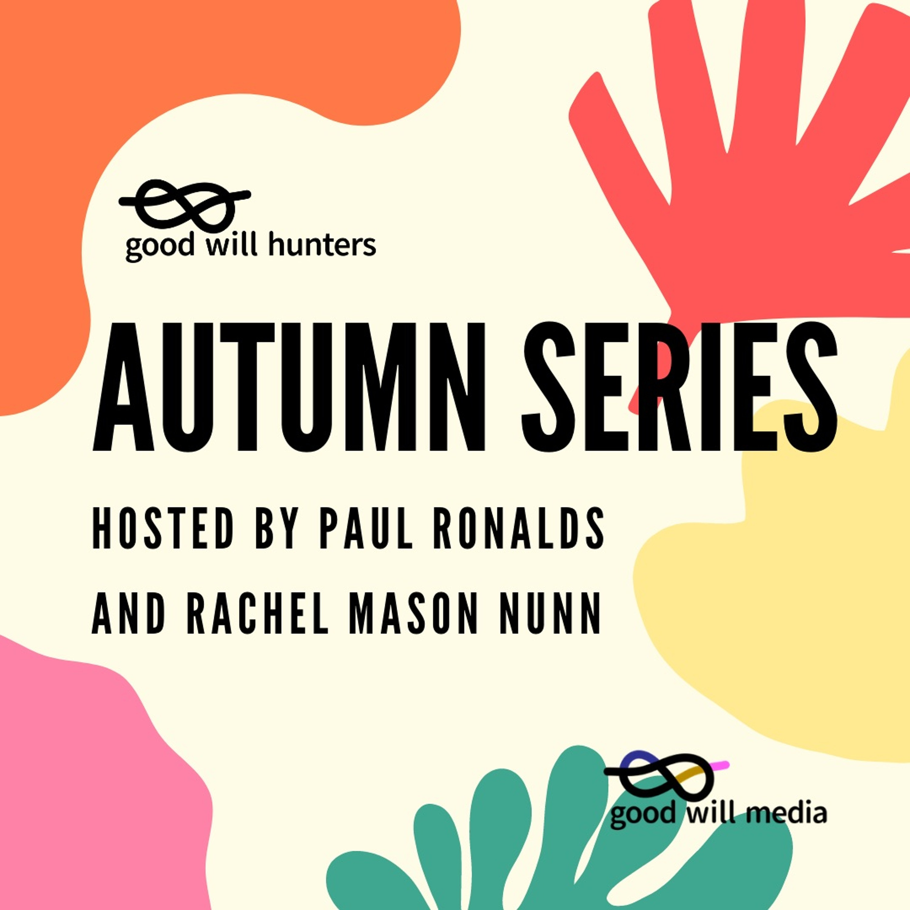 Autumn Series 4 - Kevin Starr and Mark Reading, on NGO innovation