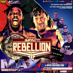 Impact Rebellion predictions ¦ Raw just gets worse ¦ Charlotte Flair written off TV... again! #319