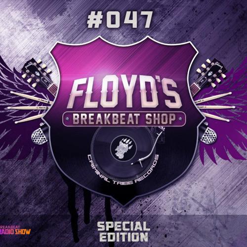Floyd the Barber - Breakbeat Shop #047 (09.10.20) [no voice]