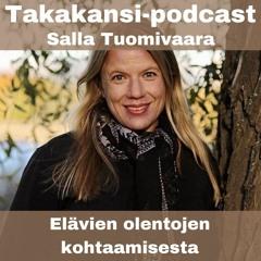 Salla Tuomivaara - Elävien olentojen kohtaamisesta