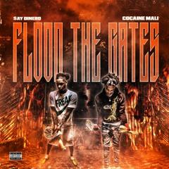 Cocaine Mali x $ay Dinero - Flood The Gates