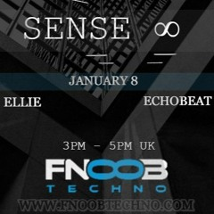 Sense ∞ on Fnoobtechno: ELLIE [08.01.2021]
